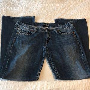 Eden Silver Jeans